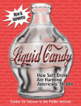 Liquid Candy How Soft Drinks Are Harming