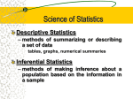Welcome to EDP 557 Educational Statistics