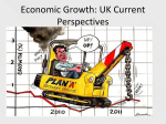 Economic Growth: UK Current Perspectives
