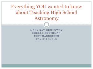 Everything YOU wanted to know about Teaching High School