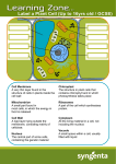 Label a Plant Cell (Up to 16yrs old / GCSE)
