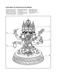 Hindu Statues: The God Brahma and his Attributes