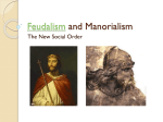 File feudalism and manorialism