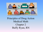 chapter 2 principles of drug action