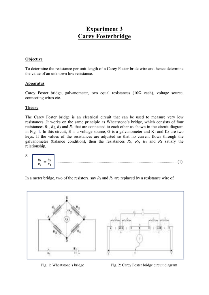 Prime To Determine The Resistance Per Unit Length Of A Carey Wiring 101 Cranwise Assnl