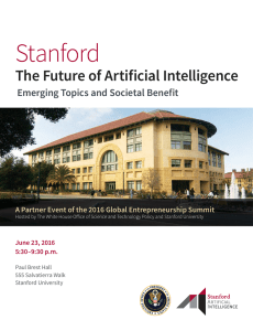 The Future of Artificial Intelligence -