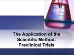 Preclinical Trials