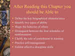 After Reading this Chapter you should be Able to