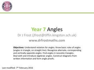 Yr7-Angles (Slides)