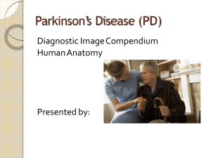 Parkinsons Disease - Napa Valley College