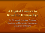 A Digital Camera to Rival the Human Eye