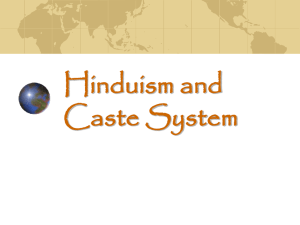 What is Hinduism?