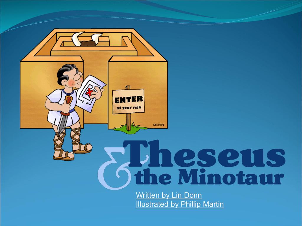 Myth Of Minataur
