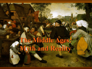 The Middle Ages - Mater Academy Lakes High School