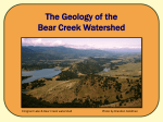 Bear Creek Watershed