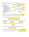 Name Social Studies: Chapter 2 Study Guide Label