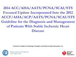2014 Slide Set - American College of Cardiology