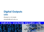 Digital Outputs (LEDs)