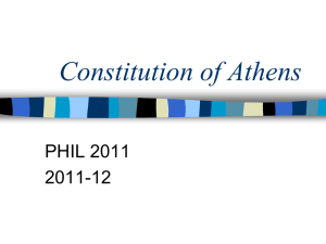 Constitution of Athens (pdf file)