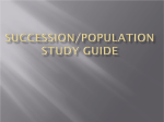 Succession study guide
