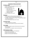 The Spread of Islam Study Guide