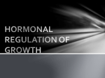 hormonal regulation of growth - Easymed.club
