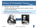 04-Probability Theory and Random Variables