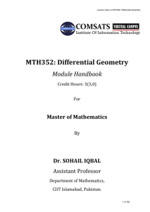 MA352_Differential_Geometry_CIIT_VU