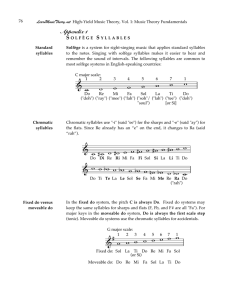 View printable PDF of 1.Appendix.1 Solfège