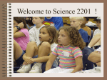 Science A Way of Kno.. - Kennesaw State University | College of