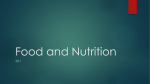 Food and Nutrition 38-1