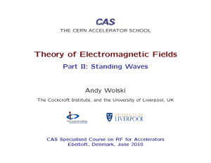 Theory of Electromagnetic Fields