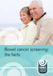 Bowel cancer screening: the facts