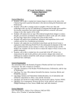 10thGrade World History – Syllabus