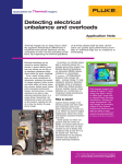 Detecting electrical unbalance and overloads