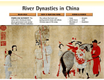 River Dynasties in China.key