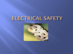 Electrical Safety - Medical Center Hospital