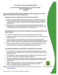US Forest Service Pacific Northwest Region (Region 6) Dry Forests