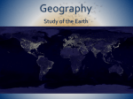 Geography PPT Unit 1-4