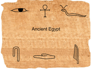 WHICh2Egypt-Sec1-2Ancient Egypt-2015