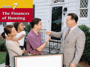 Personal Finance Unit 2 Chapter 7 © 2007 Glencoe/McGraw-Hill