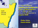 monitoring programs - NSW Coastal Conference