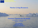 Marine Living Resources