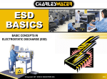 esd awareness - Charleswater