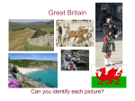 Geography and history of GB