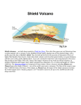 Types of Volcanoes Info Sheets