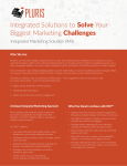 Integrated Solutions to Solve Your Biggest
