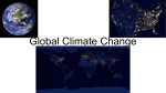 Global Climate Change - Rock and Wrap It Up!