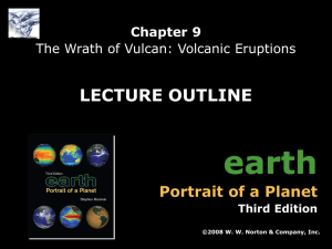 Earth: Portrait of a Planet 3rd edition