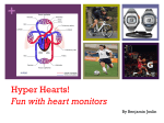 Fun with heart monitors